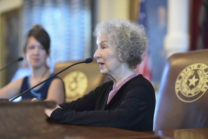 the life of literary works of margaret atwood In an effort to rebuke the dominant literary conventions and archetypes, atwood depicts her novels through non-conventional methods while traditionally.