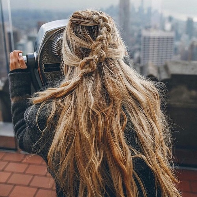 hair styles buns 9 cool hairstyles to rock bustle 9720