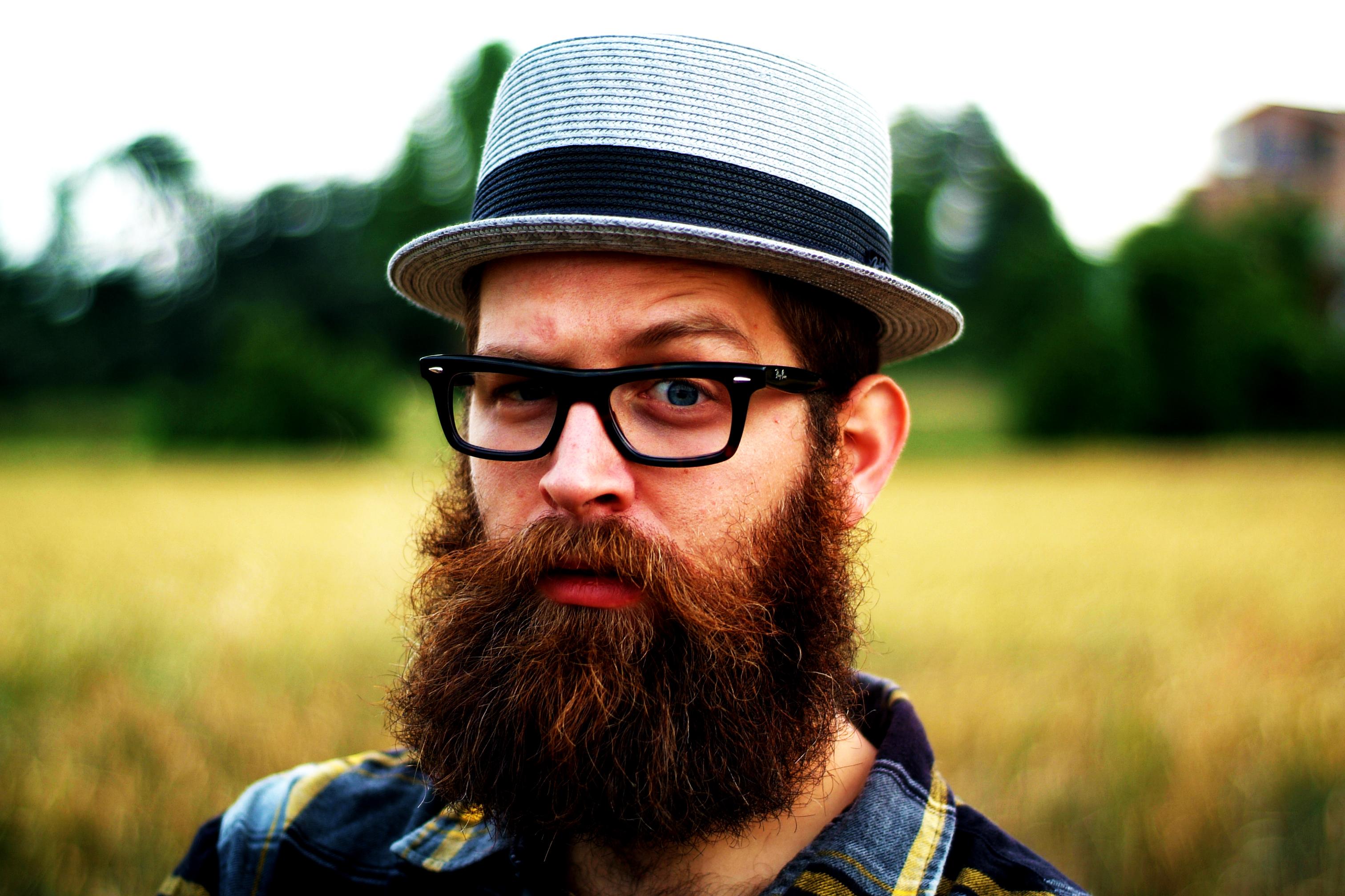 Beard oriented dating app