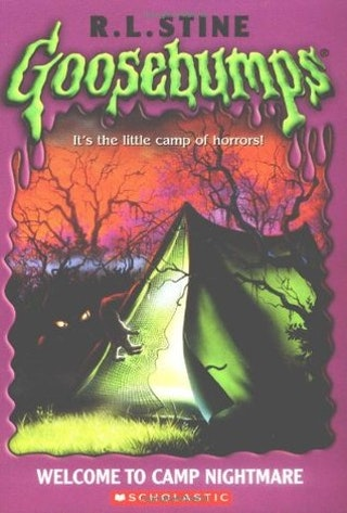 How many words in a goosebumps book
