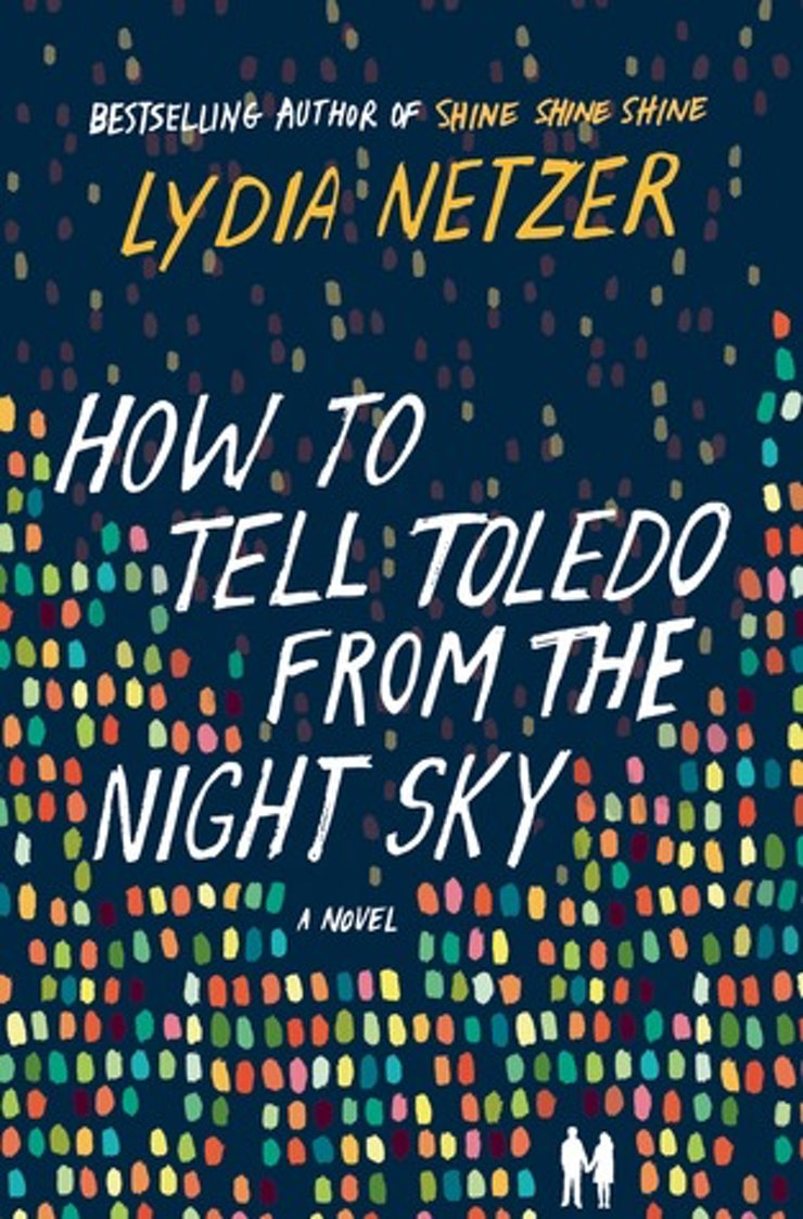 How To Tell Toledo From The Night Sky By Lydiazer