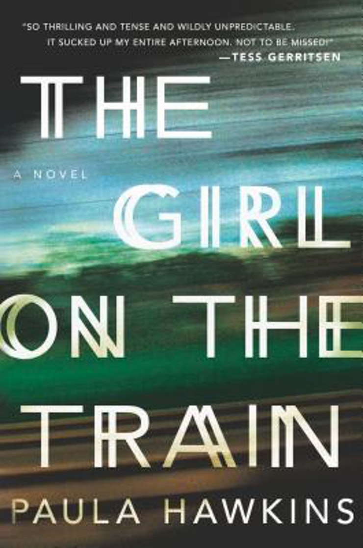 One Of The Most Talkedabout Books Of The Beginning Of This Year, The Girl  On The Train Is Still On The Bestseller List Months After Its Release