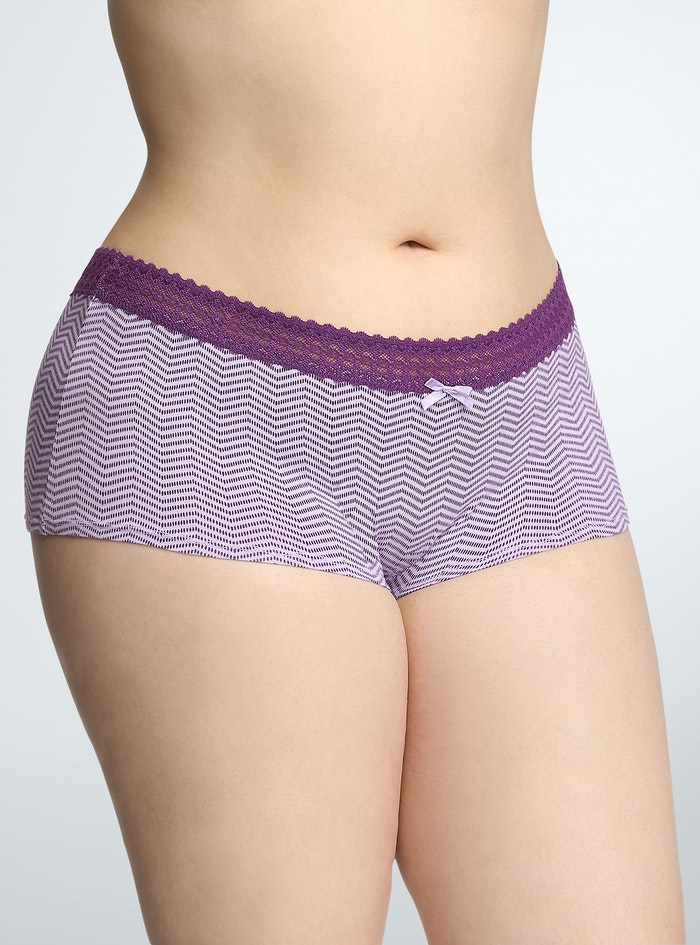 Panties because your underwear can be comfortable and cute bustle