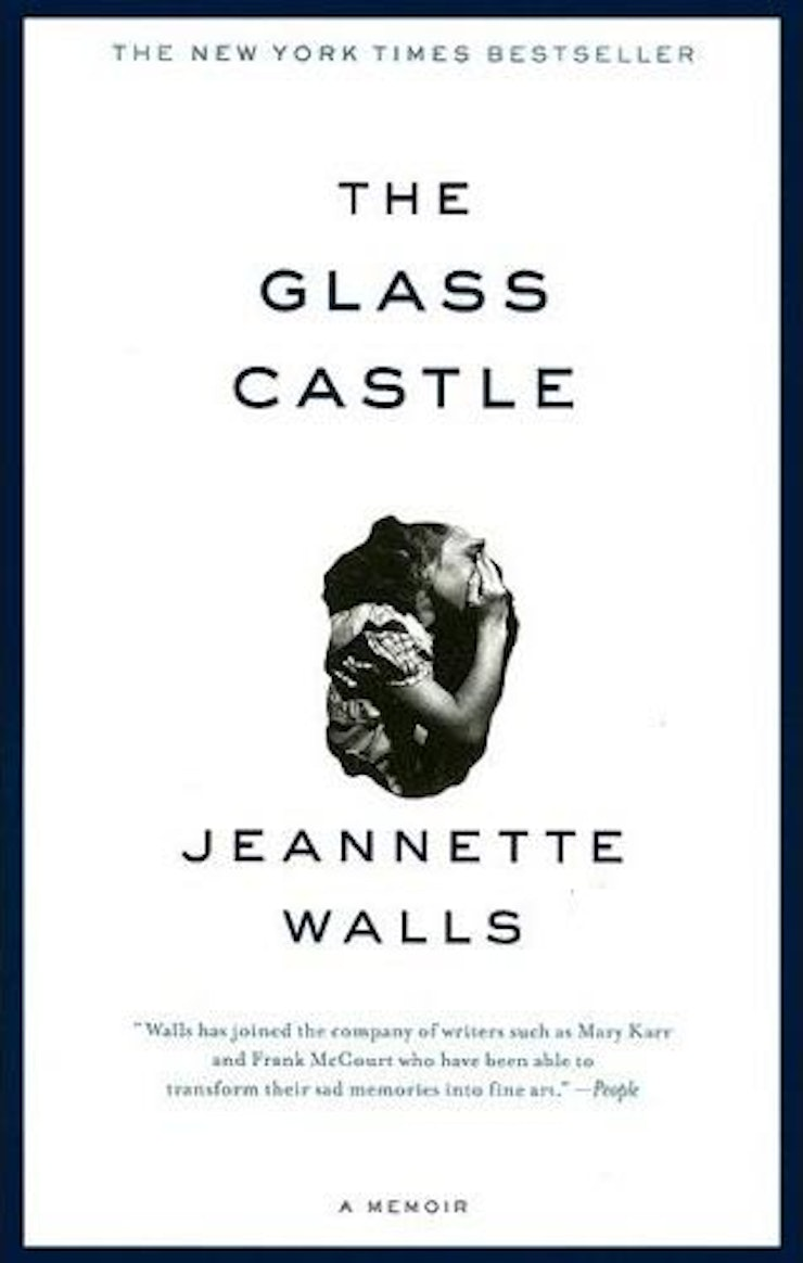 frequently banned books by female writers that you absolutely the glass castle by jeanette walls