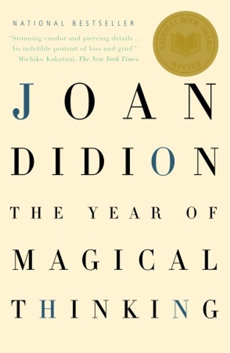 times joan didion was the coolest writer of all time in 2003 after didion lost her husband john gregory dunne she didn t write for nearly a year in the resulting book about dunne s death