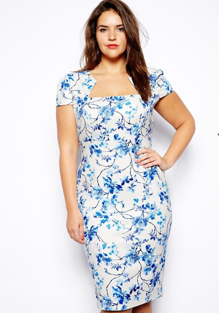 26 Plus-Size Spring Dresses That\'ll Make This Season the ...