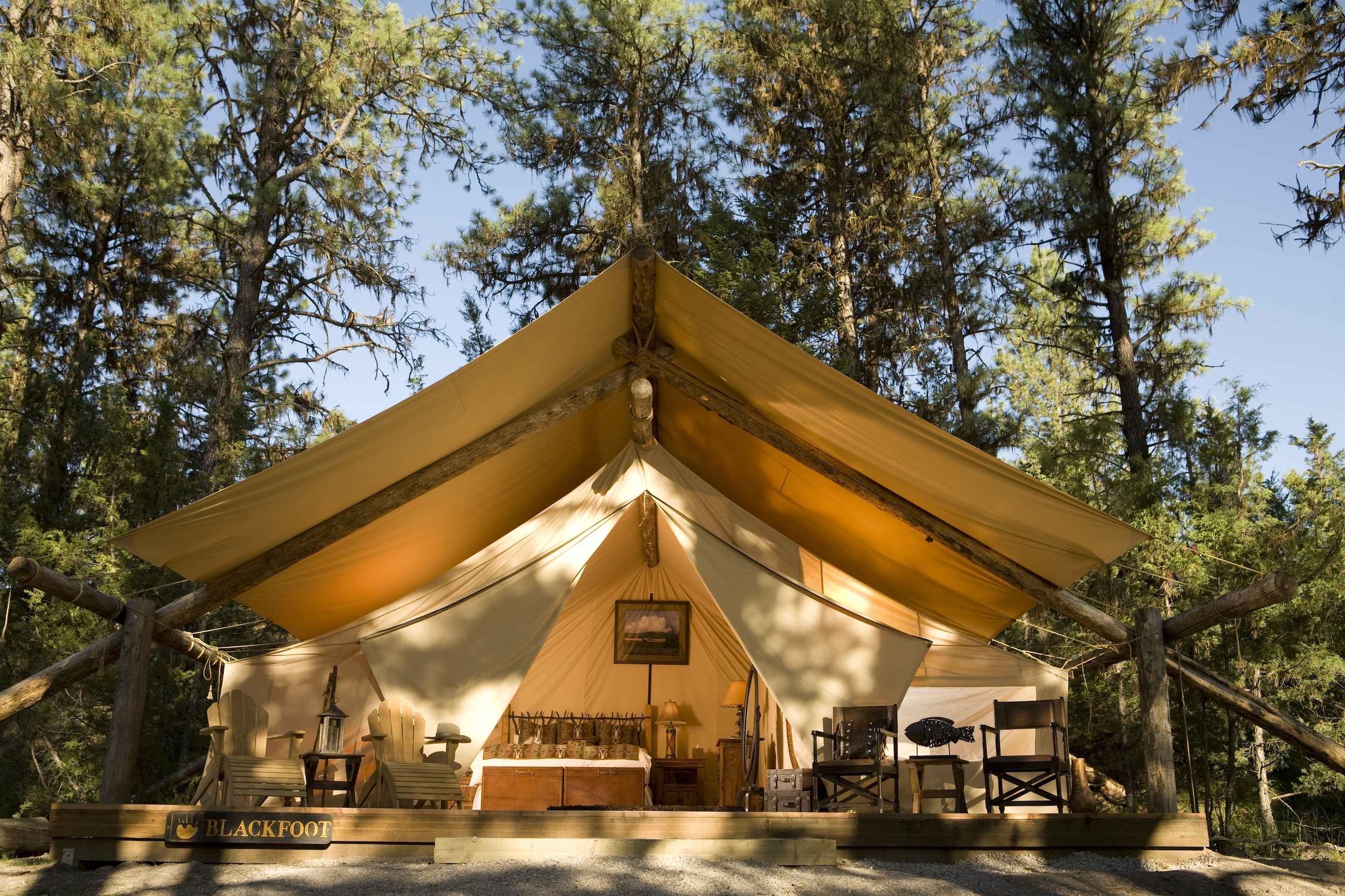 9 Gl&ing Sites That Will Change How You Feel About  C&ing  For The Rest Of Your Life & 9 Glamping Sites That Will Change How You Feel About