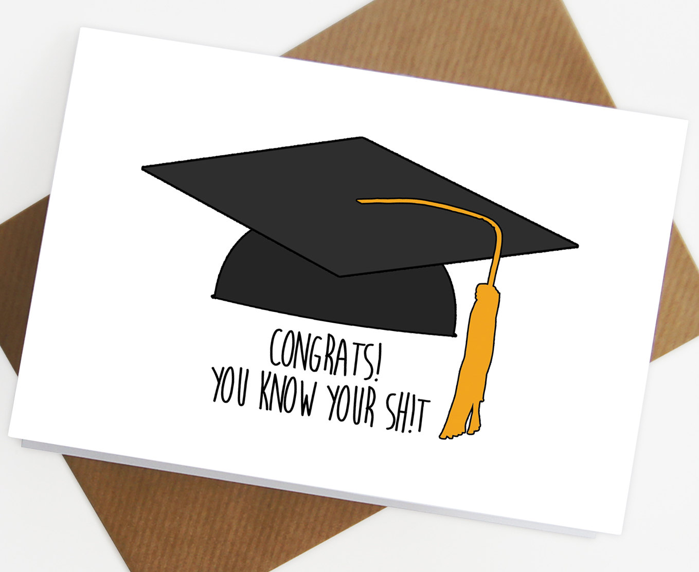 15 funny graduation cards to soften the blow of what the real world has in store