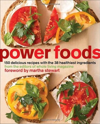 Power Foods  Delicious Recipes With The  Healthiest Ingredients