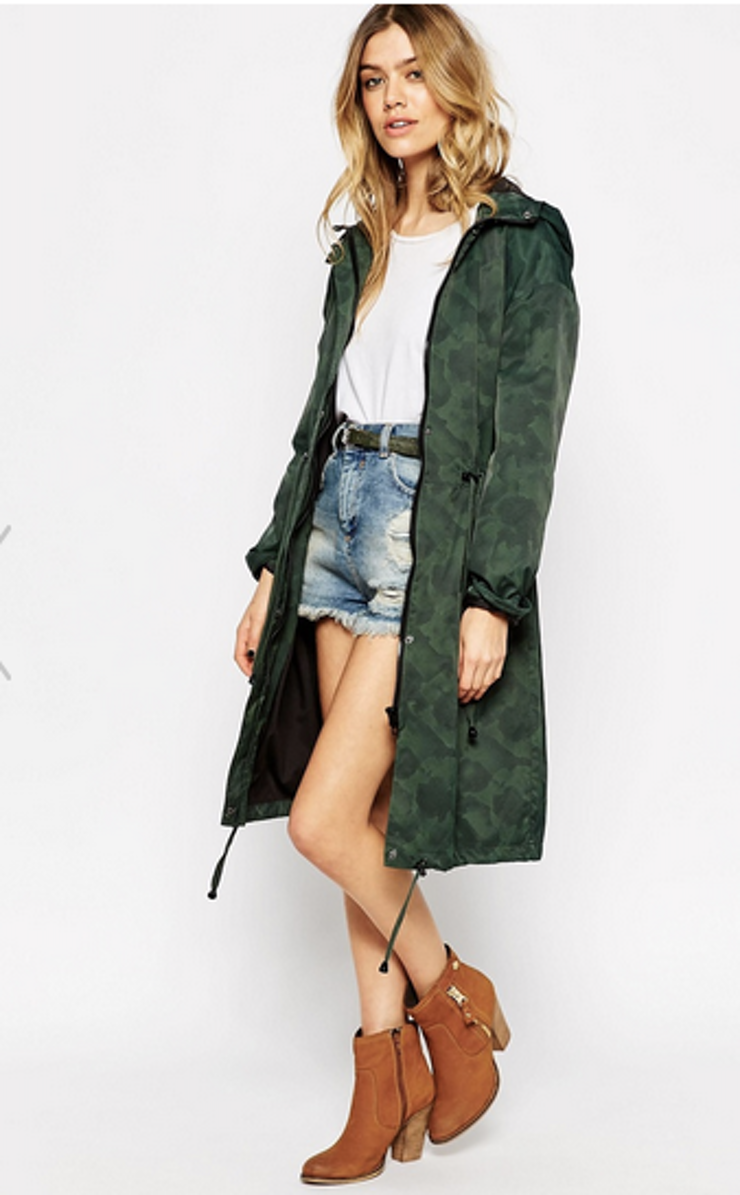 13 Stylish Raincoats & Trench Coats To Get You Through Fall