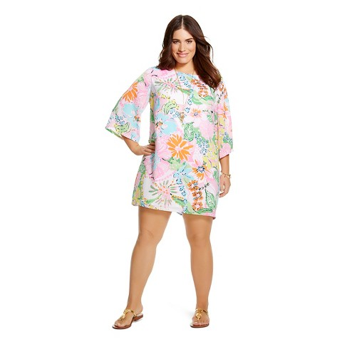 Lilly Pulitzer Plus Size Dress