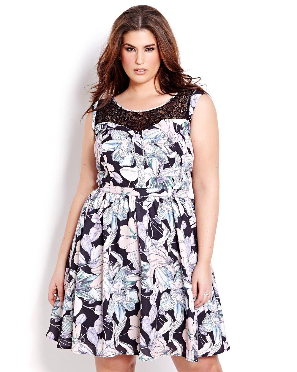 Cute Spring Dresses Plus Size - raveitsafe