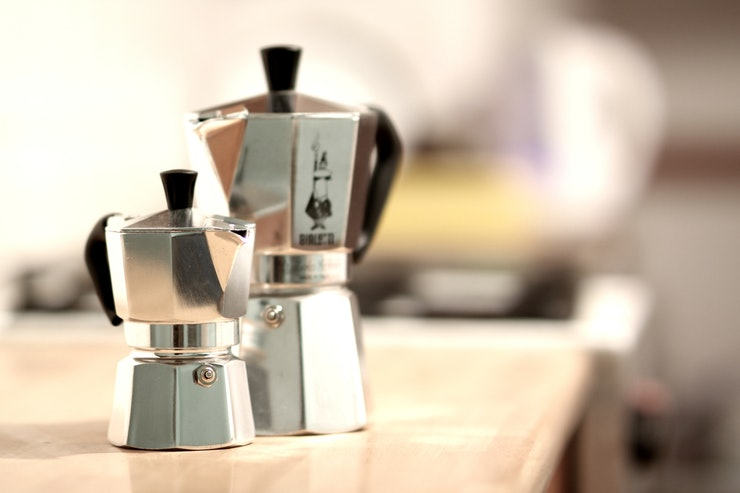 authentic Italian-style espresso