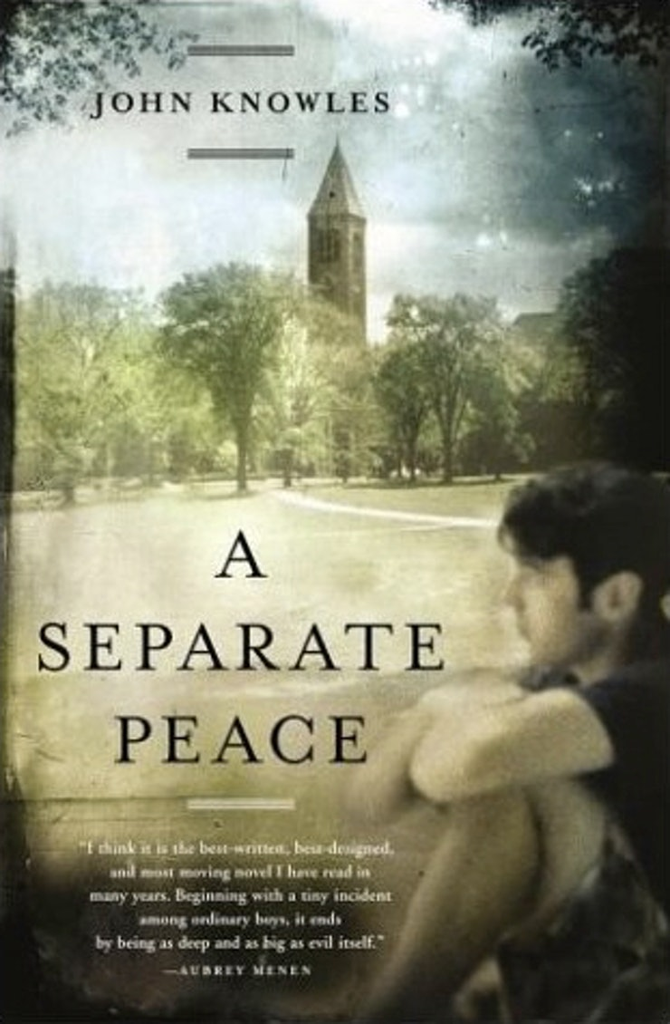 books we hated in high school but loved or at least 8 a separate peace by john knowles