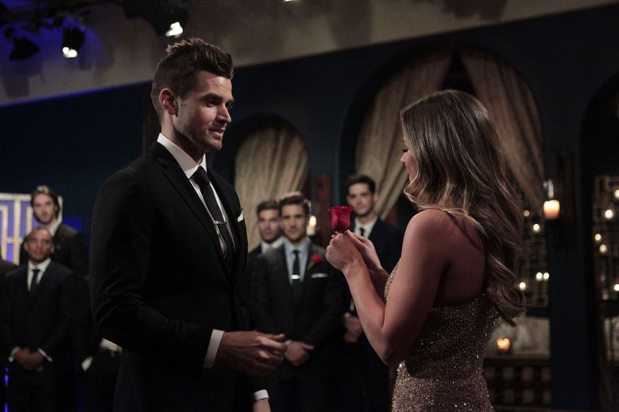 Luke Tells JoJo About His Military Service On The Bachelorette