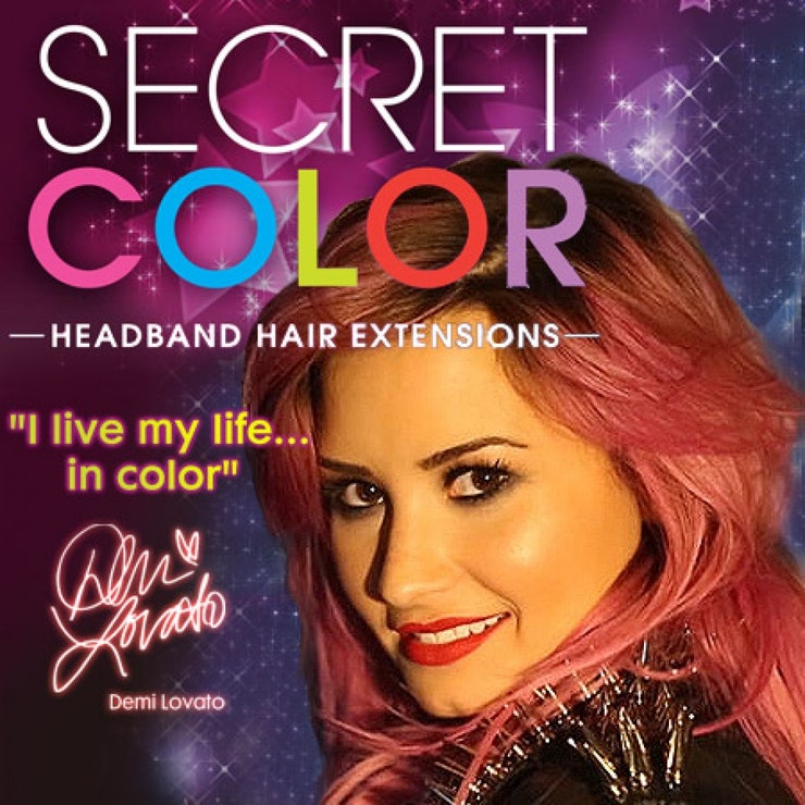 The 15 most incredible as seen on tv hair tools you can buy photos secret color hair extensions 4 amazon pmusecretfo Gallery