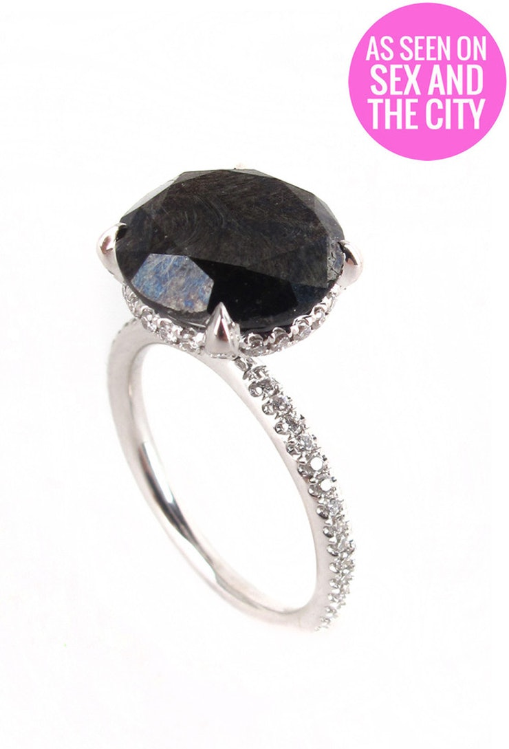 Carrie's Engagement Ring, $10,000, Patriciafield