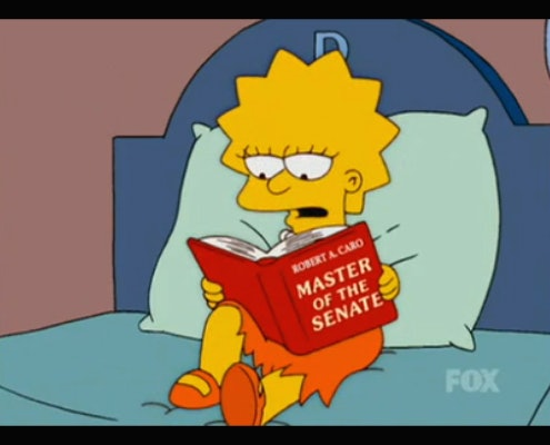 11 Books You'd Find On Lisa Simpson's Shelf, Because Your ...  11 Books You...