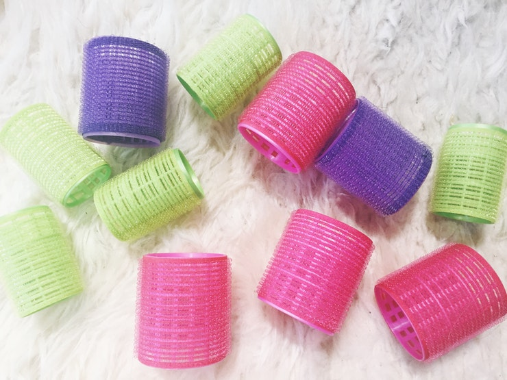 Strange How To Use Velcro Hair Rollers Because These Old School Gems Hairstyle Inspiration Daily Dogsangcom