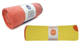 Best Gear For Sweaty Yogis Because Sweaty Palms Shouldn T