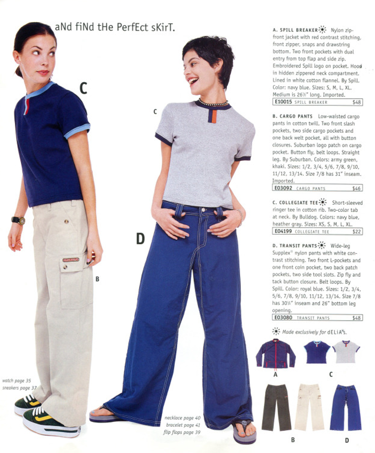 11 Of The Most Ridiculous Flared Pants From The '90s & Early 2000s ...