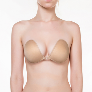 how to make an adhesive bra