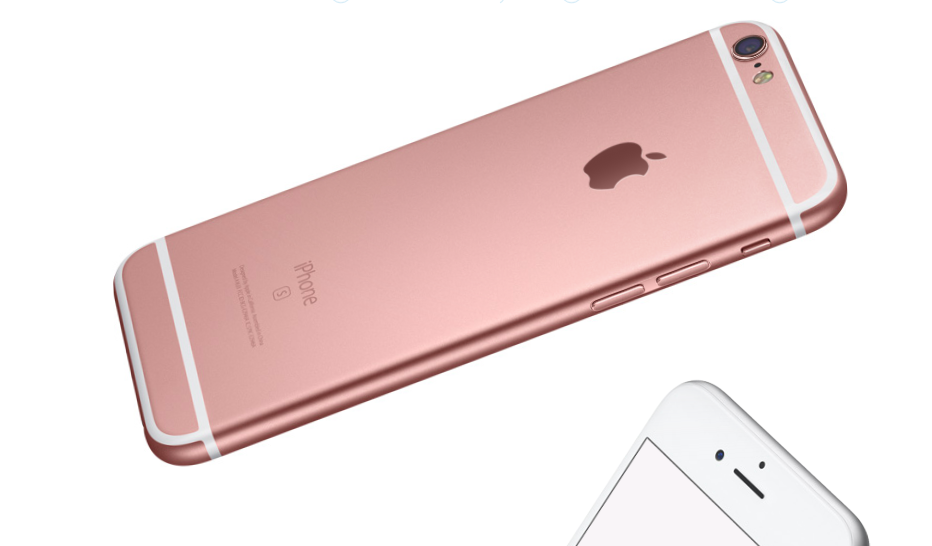 Risultati immagini per iPhone 7 Rose Gold