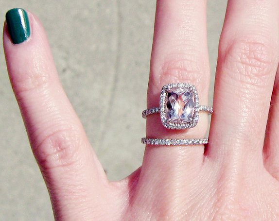 NonTraditional Engagement Wedding Ring Sets Are Worth