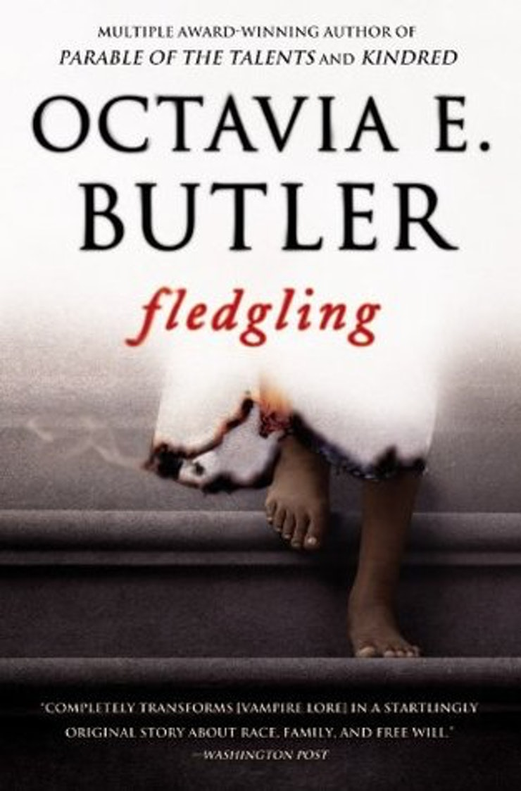 Vampire Books Abound In Bookstores, But Few Push Feminist Thinking Like  This One Octavia Butler Was A Giant Of Feminist Science Fiction, And Her  Final