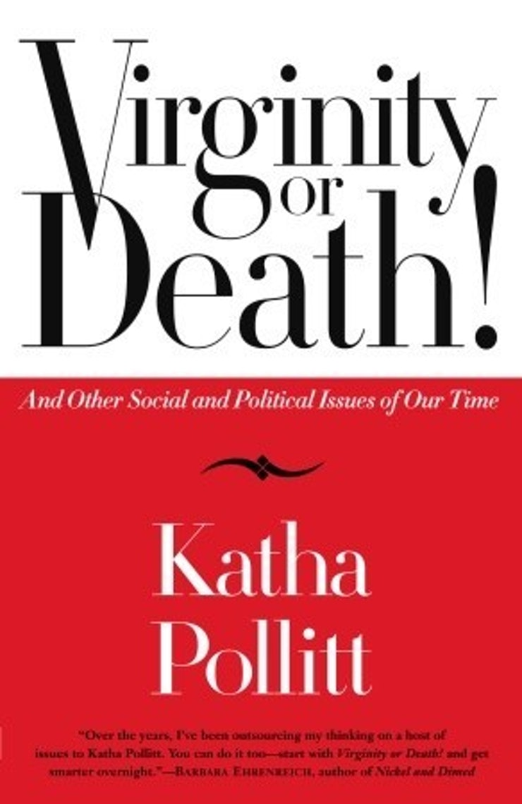contemporary feminist books to build a fantastically empowering entrenched political forces still shackling women on nearly every front it s nice to have a laugh and katha pollitt offers several in her collection