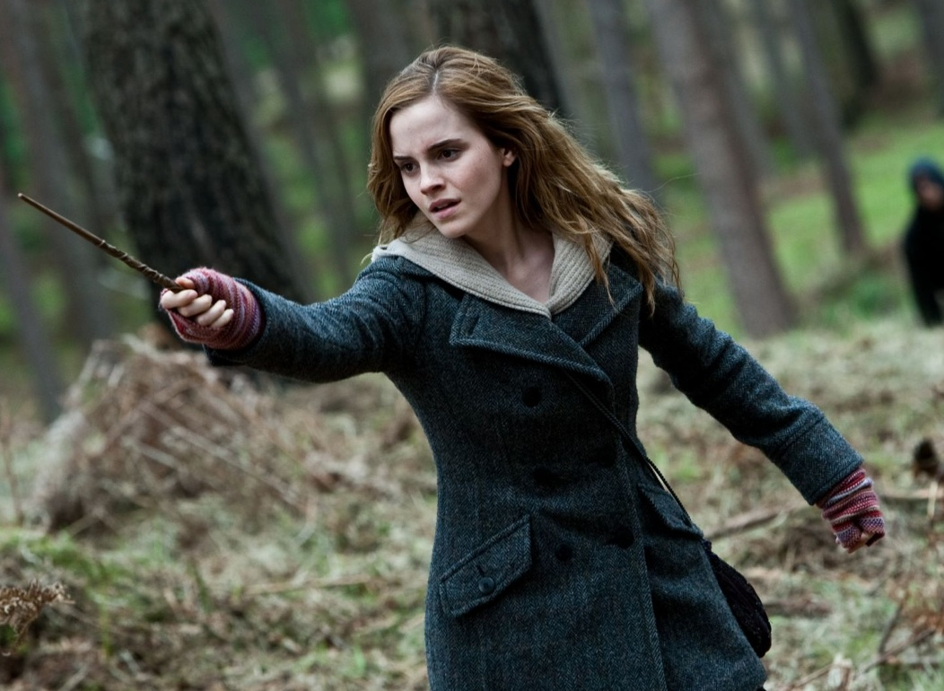 Image result for hermione granger badass