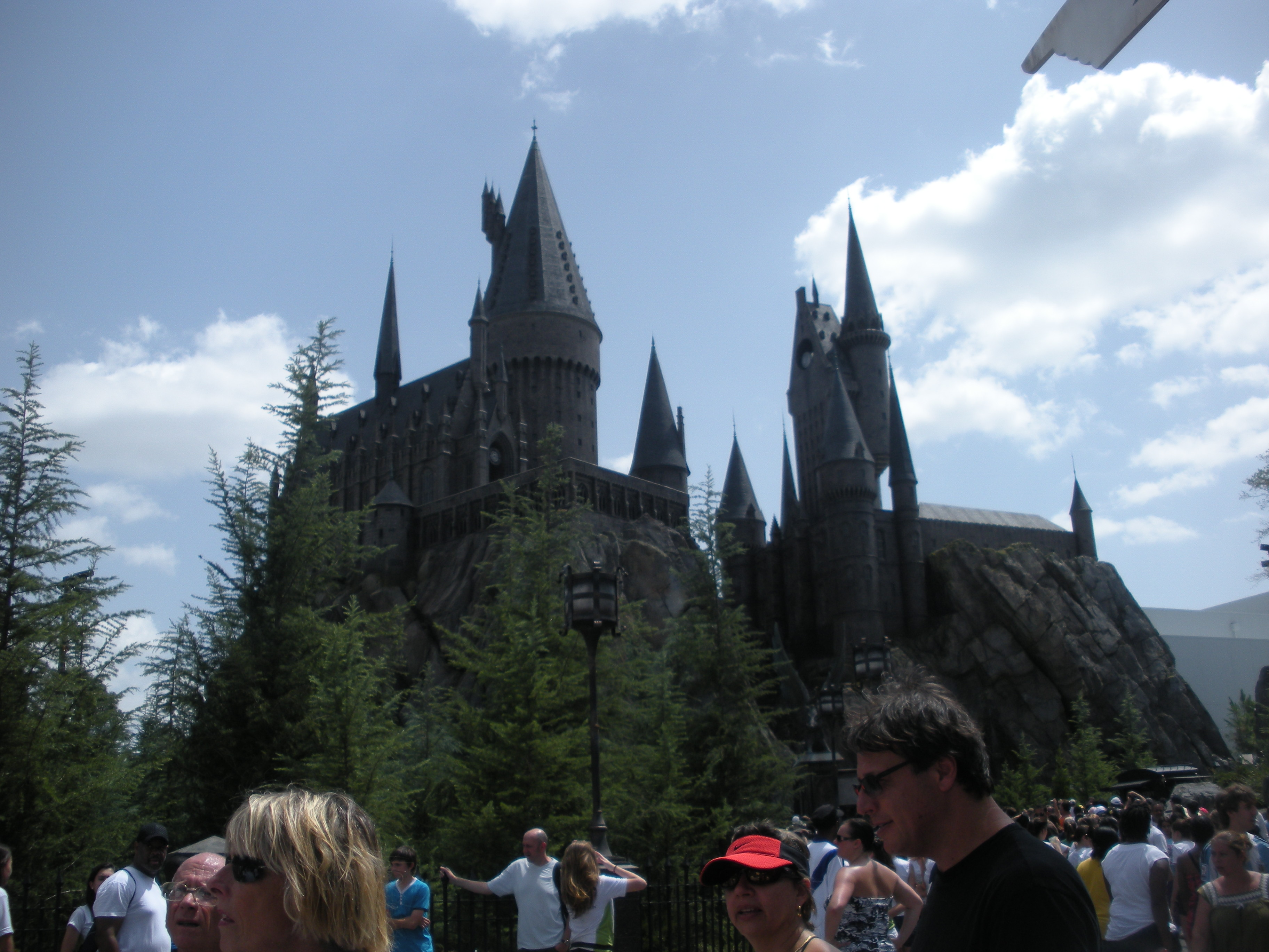 Hogwarts Castle Movie Location Images