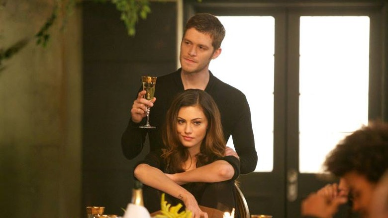 Hayley & Klaus Being Together On 'The Originals' Would ...