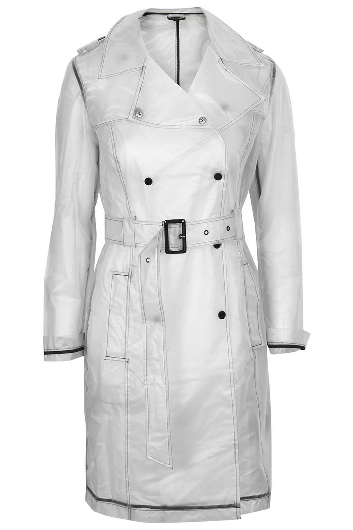 17 Radically Stylish Raincoats That'll Actually Get You ...