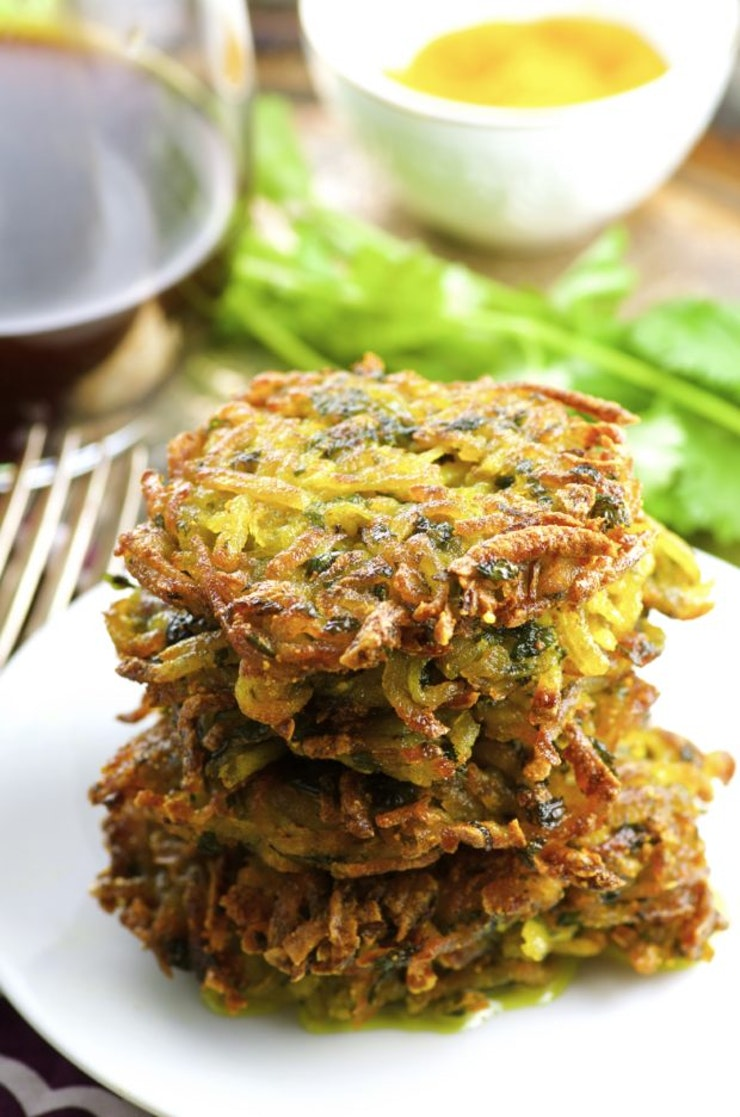 Would You Love Vegan Latke Recipes for Hanukkah ?