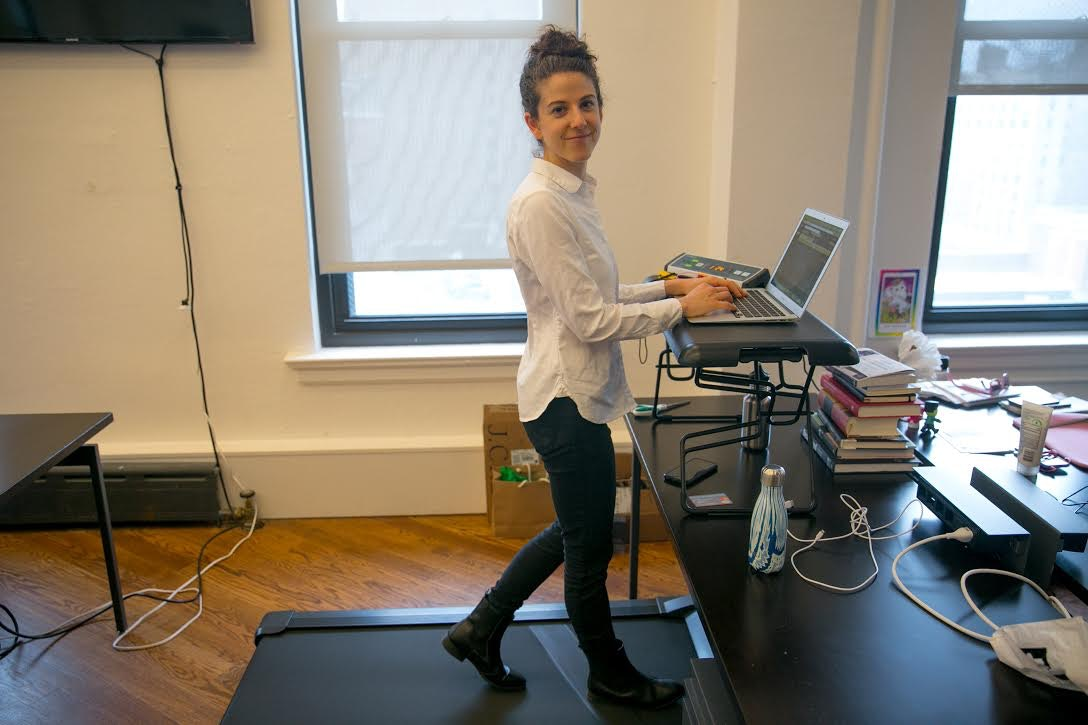 I Used A Treadmill Desk For Month Here S What Hened