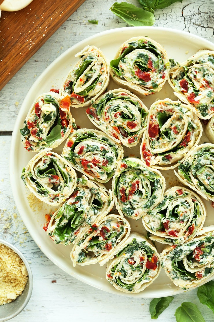 The Best Vegan Party Recipes For New Years Ewe