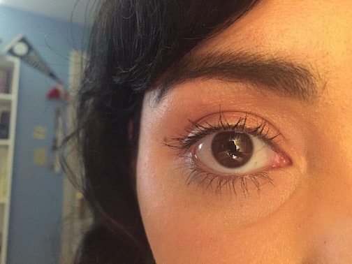 eyelash curler before and after. at the end of day, i was still impressed with how lashes looked. wasn\u0027t able to take a keek video before my phone died, but managed snap eyelash curler and after p
