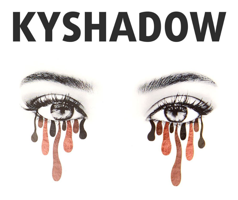 kylie jenner kyshadow kit eyeshadow palette bronze