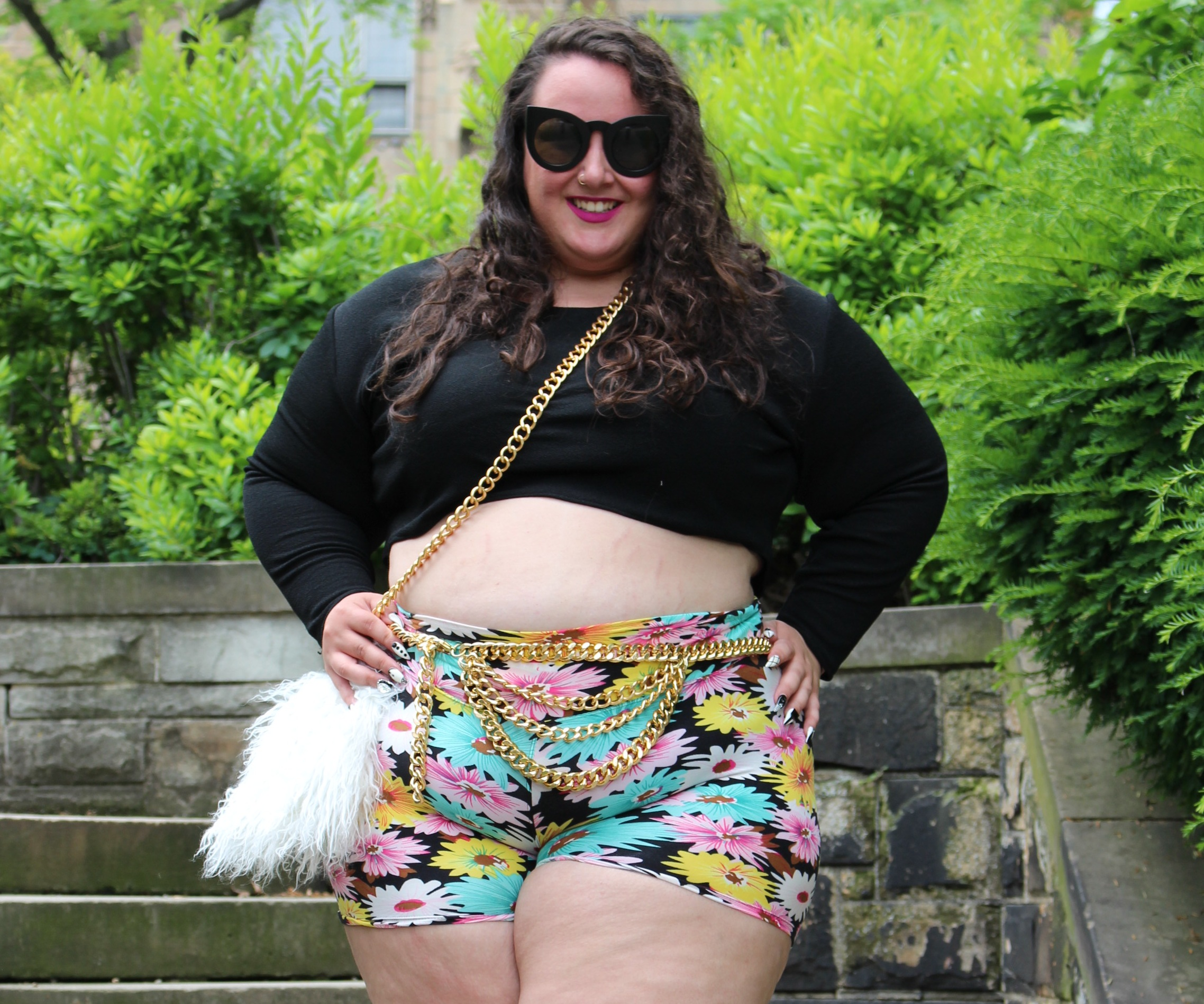 16 plus size women in short shorts to serve as your unapologetic