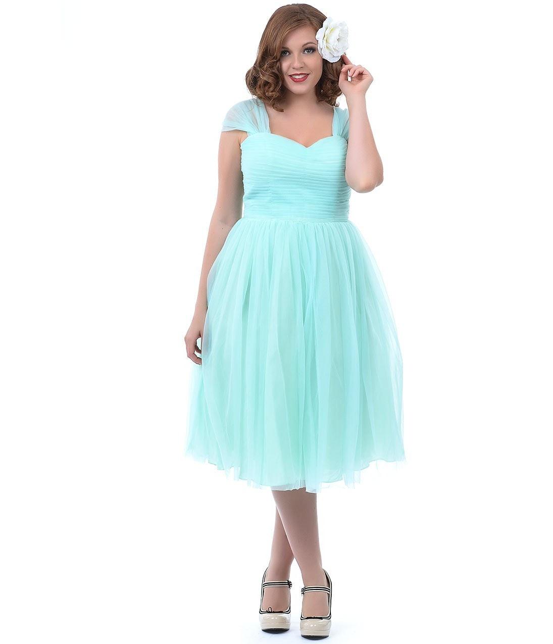Blue dress h&m 16th street