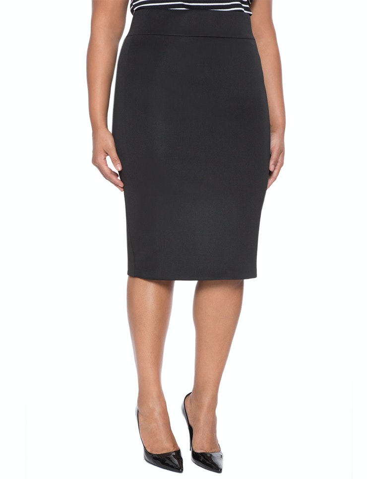 7 Plus Size Pencil Skirts To Take Your Style From Summer To Fall ...