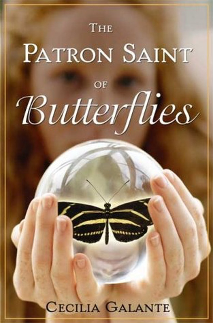 patron saint of butterflies essay