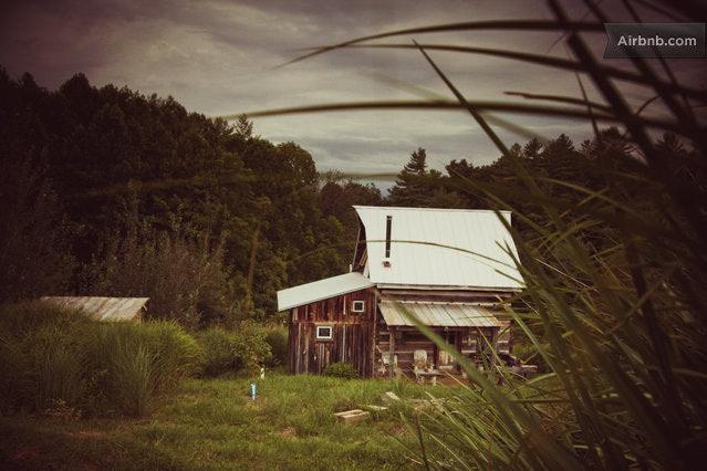 Rural North Carolina Cabin