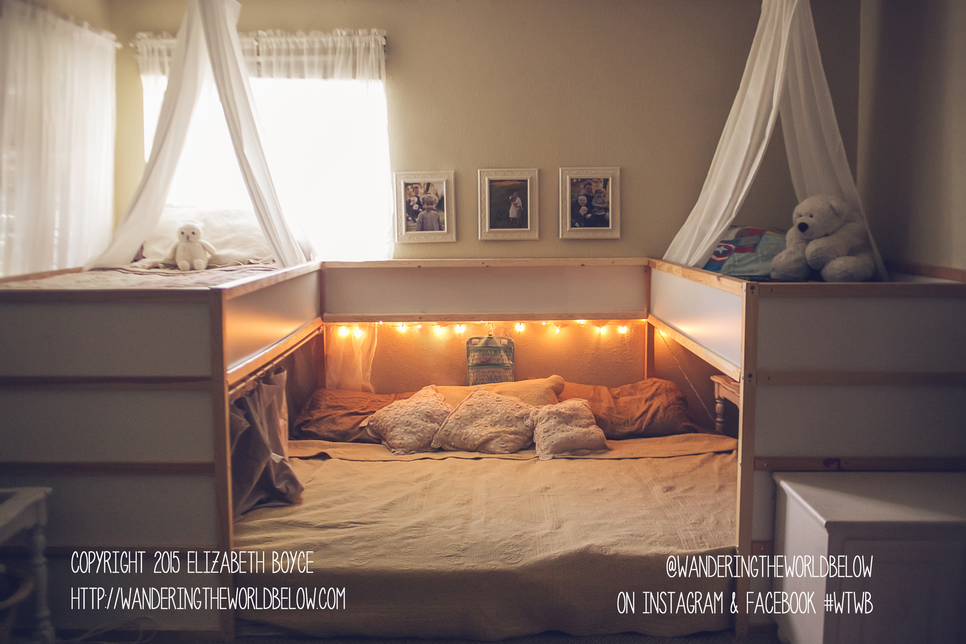 This IKEA Bed Hack For A Big Family Is Beyond Impressive, And 5 Other IKEA  Hacks That Mere Mortal Families Can Pull Off  PHOTOS