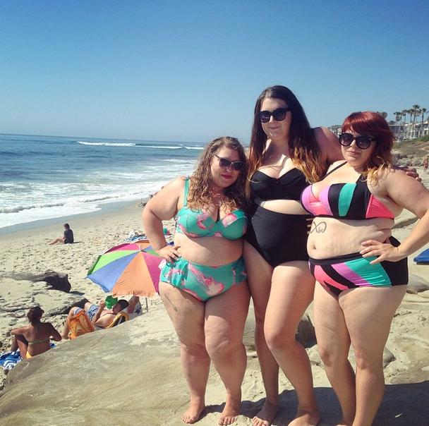 31 Plus Size Women In Bikinis Who Prove That Fatkini