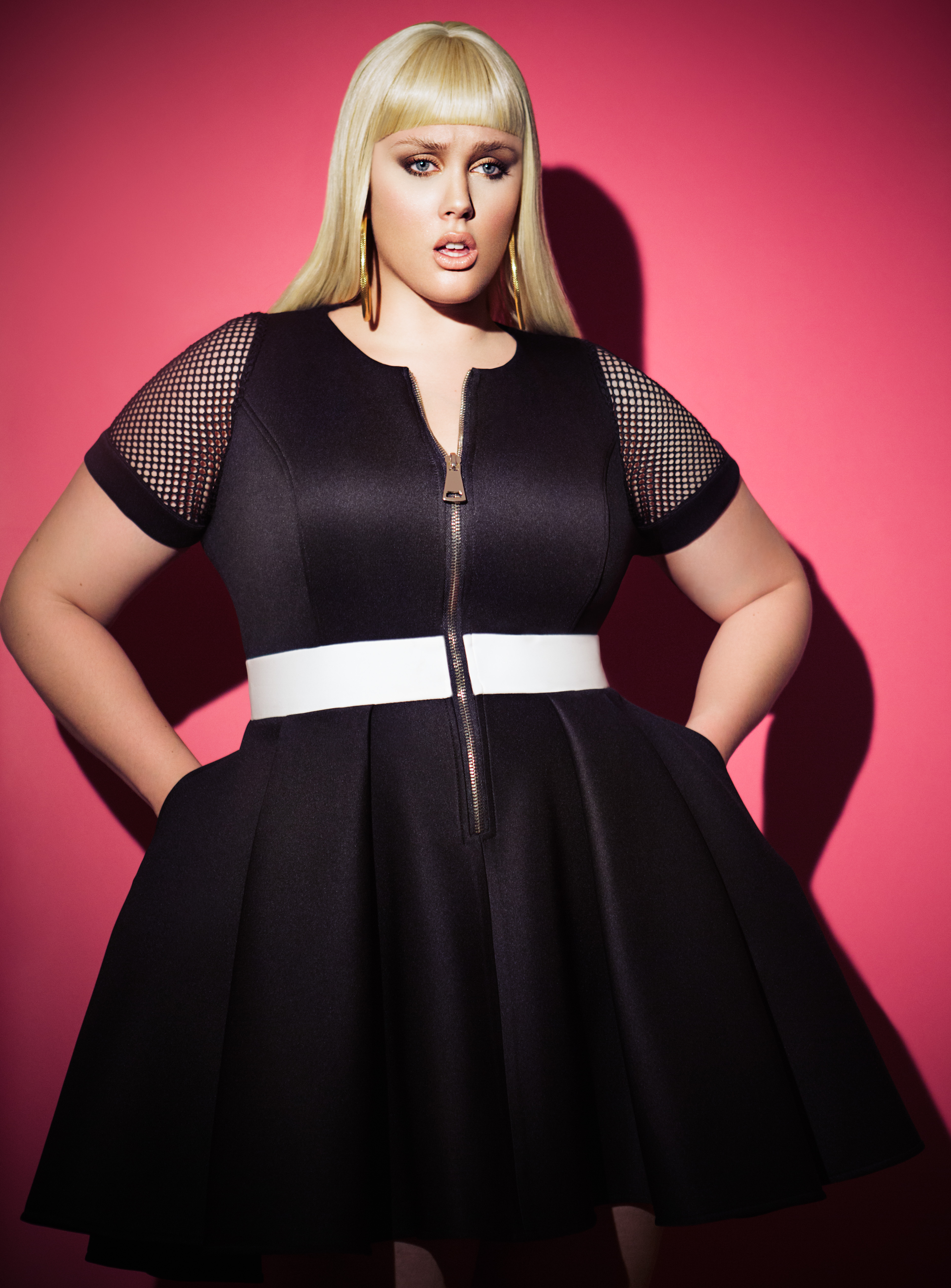 13 plus size neoprene fashions to rock this spring — because