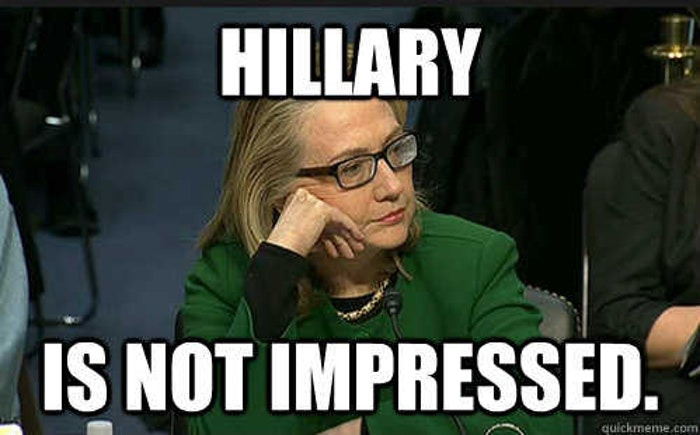 Image result for pro hillary memes