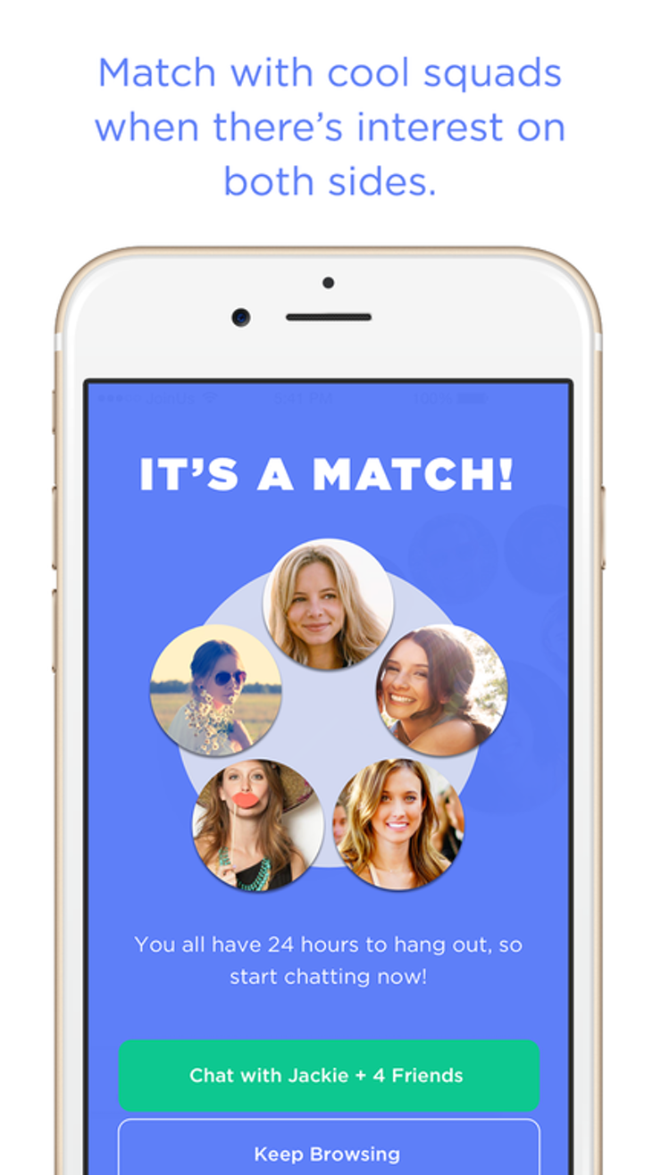 A dating app that works in Perth