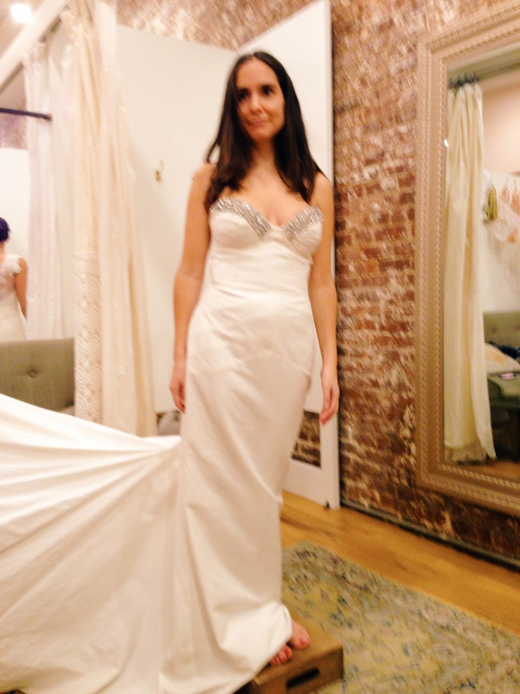 Of Course I Want To Look Awesome On My Wedding Day That S Why Bought A Dress And M Paying Someone Bunch Money Give Me